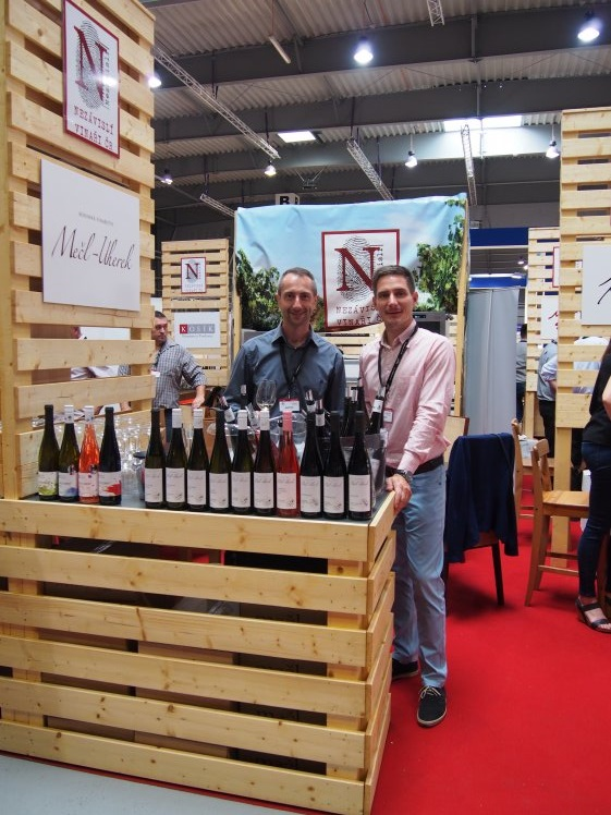 Výstava Wine Prague 2017